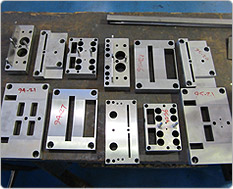 Wire EDM Fabrication of Die Blocks